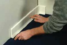 plinthes polyester-béton